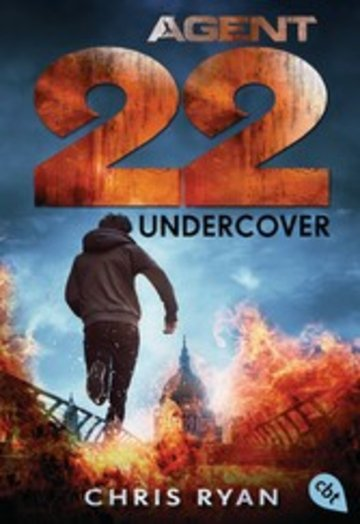 eBook Agent 22 - Undercover Cover