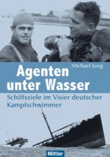 eBook Agenten unter Wasser Cover