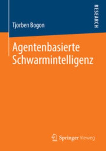 eBook Agentenbasierte Schwarmintelligenz Cover