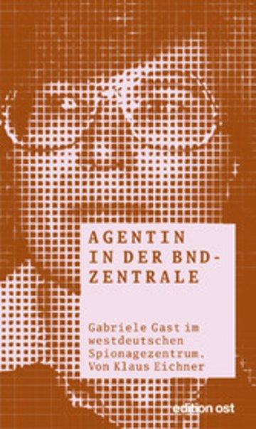 eBook Agentin in der BND-Zentrale Cover