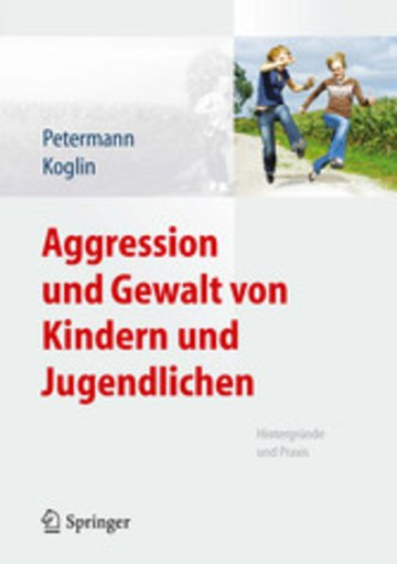 eBook Aggression und Gewalt von Kindern und Jugendlichen Cover