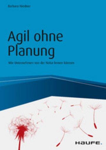 eBook Agil ohne Planung Cover