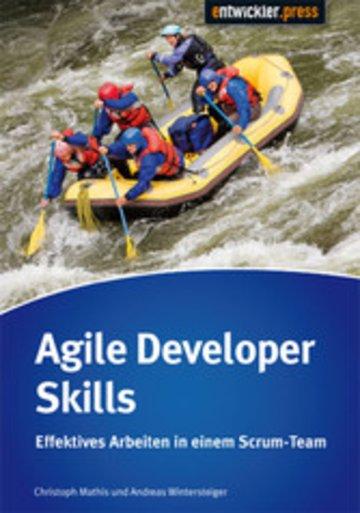 eBook Agile Developer Skills Cover