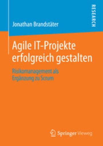 eBook Agile IT-Projekte erfolgreich gestalten Cover