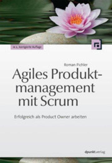 eBook Agile Produktmanagement mit Scrum Cover