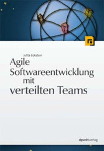 eBook Agile Softwareentwicklung mit verteilten Teams Cover