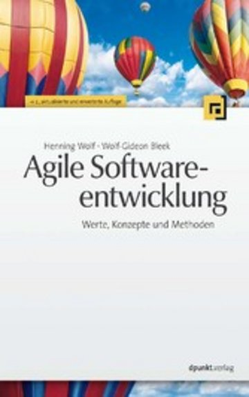 eBook Agile Softwareentwicklung Cover
