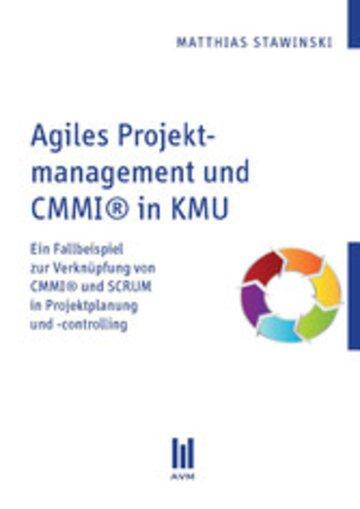 eBook Agiles Projektmanagement und CMMI® in KMU Cover