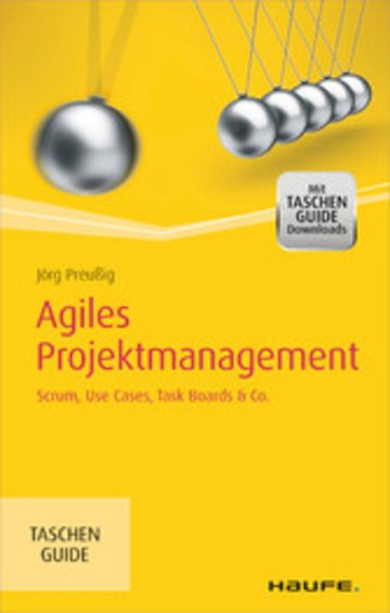 eBook Agiles Projektmanagement Cover