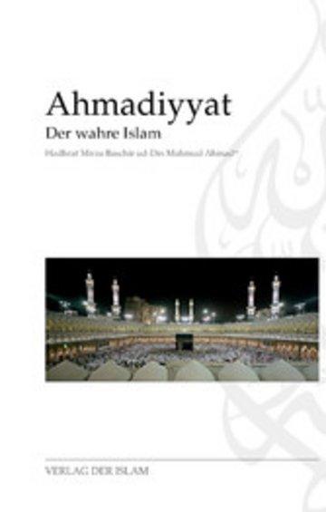 eBook Ahmadiyyat - Der wahre Islam Cover