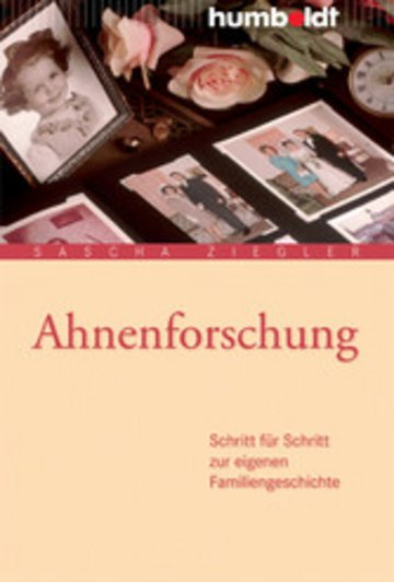 eBook Ahnenforschung Cover
