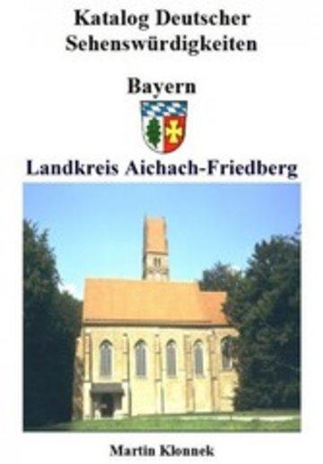 eBook Aichach-Friedberg Cover
