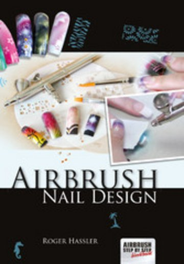 eBook Airbrush Nail Design Cover