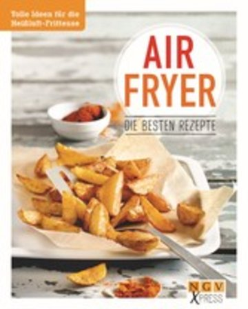 eBook Airfryer - Die besten Rezepte Cover