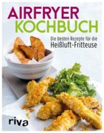 eBook Airfryer-Kochbuch Cover
