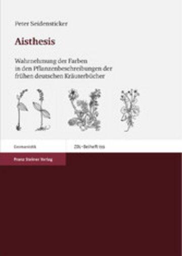 eBook Aisthesis Cover