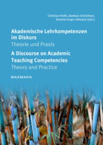 eBook Akademische Lehrkompetenzen im Diskurs A Discourse on Academic Teaching Competencies Cover