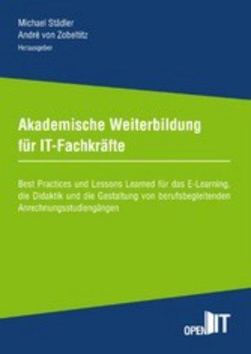 eBook Akademische Weiterbildung für IT-Fachkräfte Cover