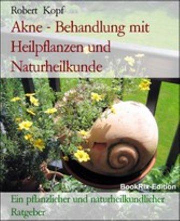 eBook Akne - Behandlung mit Heilpflanzen und Naturheilkunde Cover