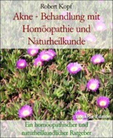 eBook Akne - Behandlung mit Homöopathie und Naturheilkunde Cover