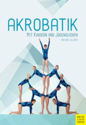 eBook Akrobatik mit Kindern und Jugendlichen Cover