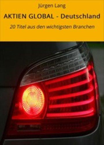 eBook AKTIEN GLOBAL - Deutschland Cover