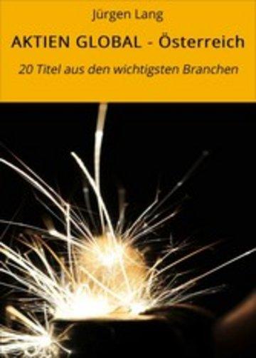 eBook AKTIEN GLOBAL - Österreich Cover