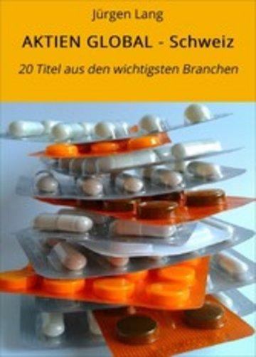 eBook AKTIEN GLOBAL - Schweiz Cover