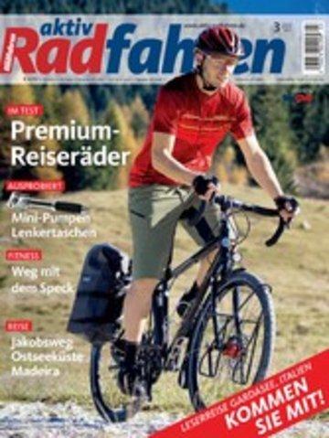 eBook aktiv Radfahren 03/2017 Cover
