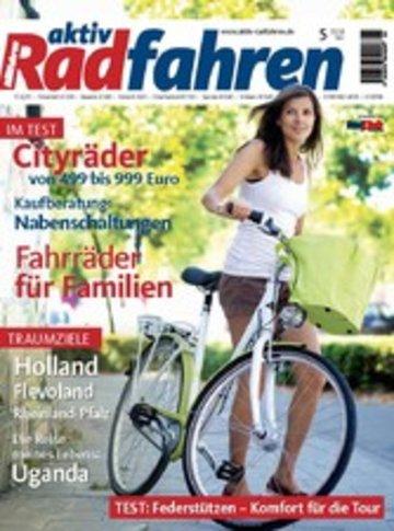 eBook aktiv Radfahren 05/2014 Cover