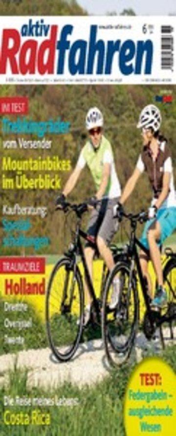 eBook aktiv Radfahren 06/2014 Cover