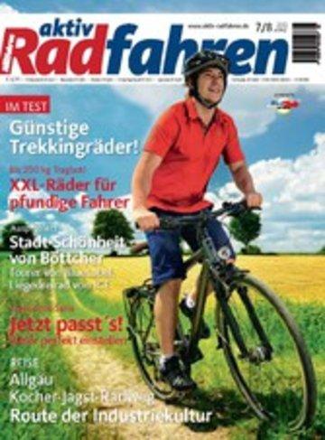 eBook aktiv Radfahren 8/2013 Cover