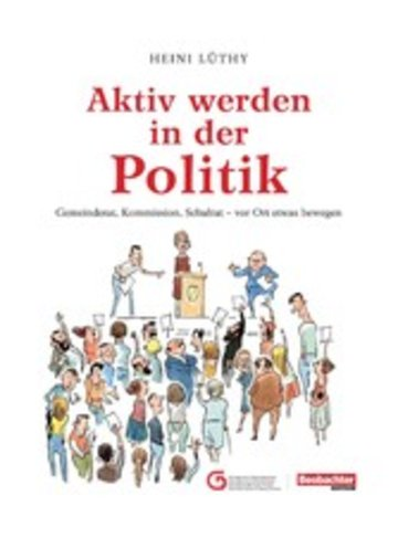 eBook Aktiv werden in der Politik Cover