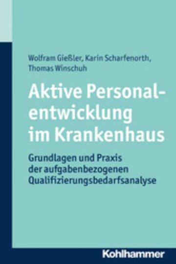 eBook Aktive Personalentwicklung im Krankenhaus Cover
