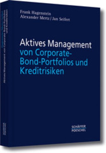 eBook Aktives Management von Corporate-Bond-Portfolios und Kreditrisiken Cover