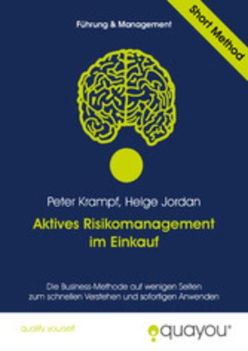 eBook Aktives Risikomanagement im Einkauf Cover