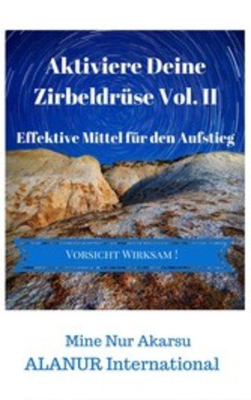 eBook Aktiviere Deine Zirbeldrüse Vol. II Cover