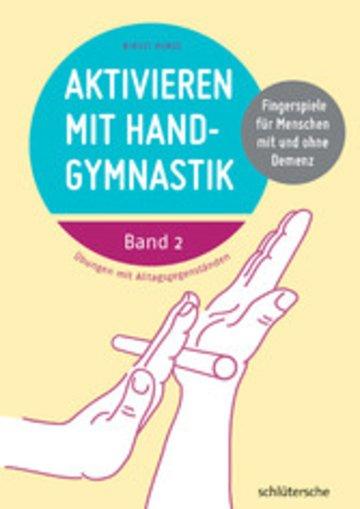 eBook Aktivieren mit Handgymnastik Cover