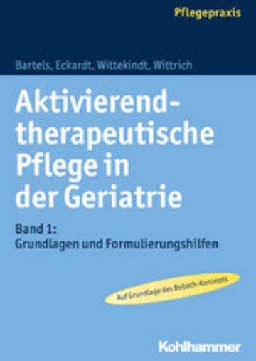 eBook Aktivierend-therapeutische Pflege in der Geriatrie Cover