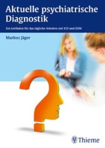eBook Aktuelle psychiatrische Diagnostik Cover
