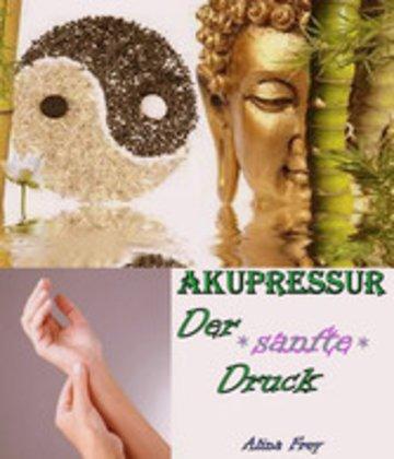 eBook Akupressur - der sanfte Druck Cover