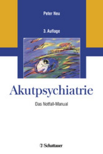 eBook Akutpsychiatrie Cover