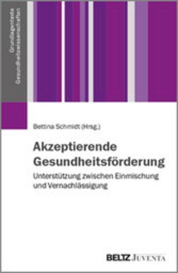 eBook Akzeptierende Gesundheitsförderung Cover