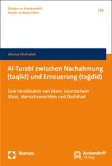 eBook Al-Turabi zwischen Nachahmung (taql?d) und Erneuerung (ta?d?d) Cover