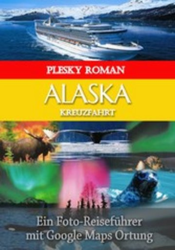 eBook Alaska Kreuzfahrt Cover