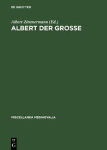 eBook Albert der Große Cover