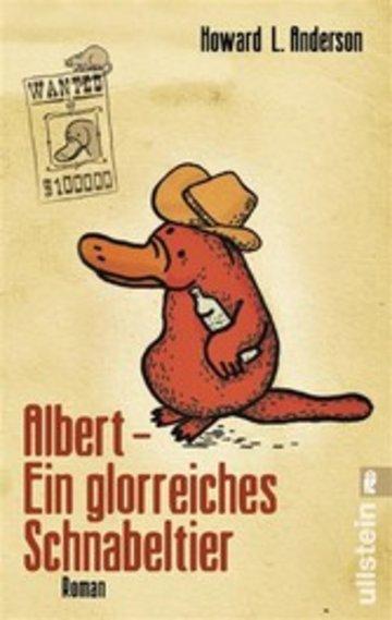 eBook Albert - Ein glorreiches Schnabeltier Cover