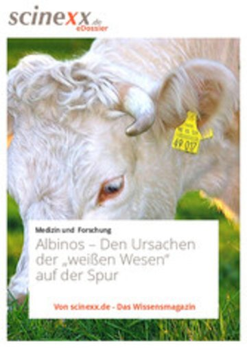 eBook Albinos Cover