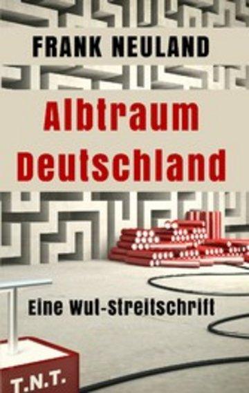 eBook Albtraum Deutschland Cover