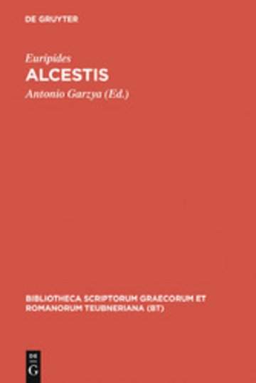eBook Alcestis Cover